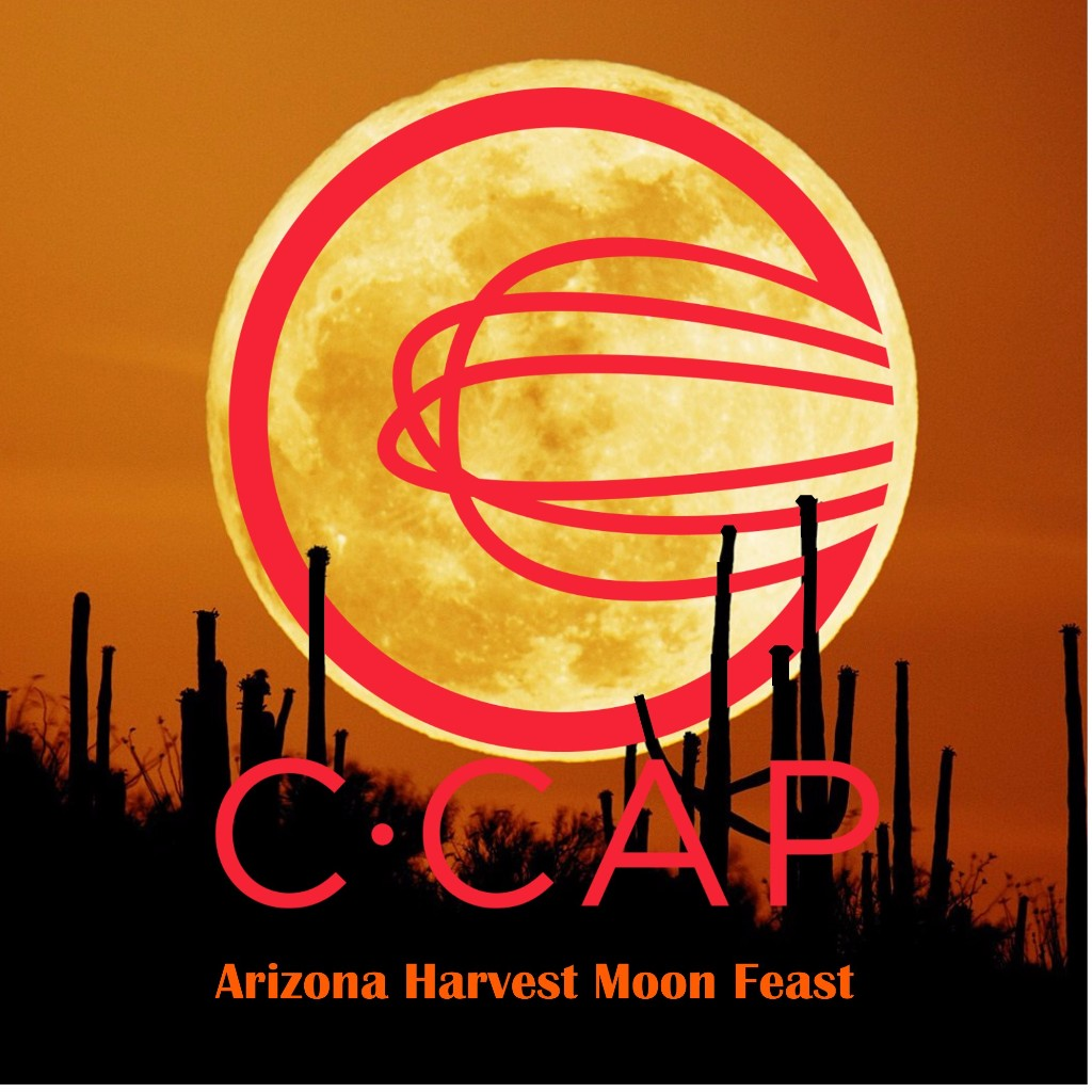 Arizona Harvest Moon
