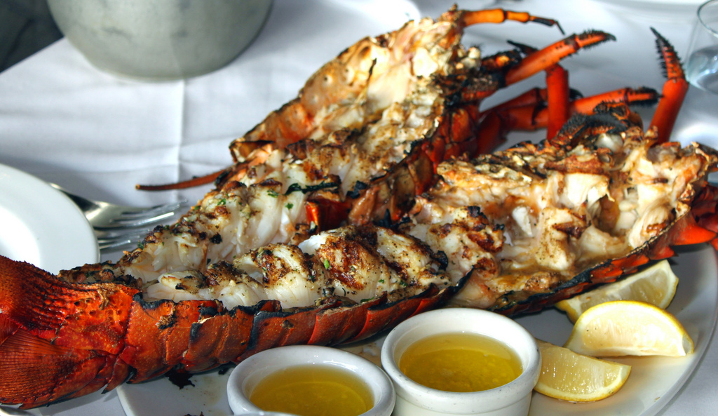 The Perfect Grilled Lobster Recipe- Just In Time for Labor Day - Careers Through Culinary Arts ...