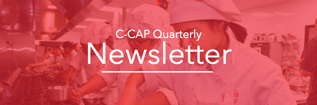 C-CAP Quarterly Newsletter - September