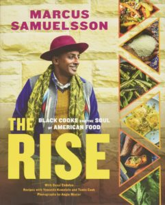 The Rise: Black Cooks and the Soul of American Food book cover.